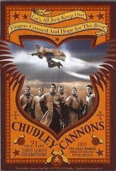 Poster Chudley Cannons