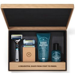 Win 6 months of Dollar Shave Club! http://www.freebiequeen13.net/dollar-shave-club-giveaway.html