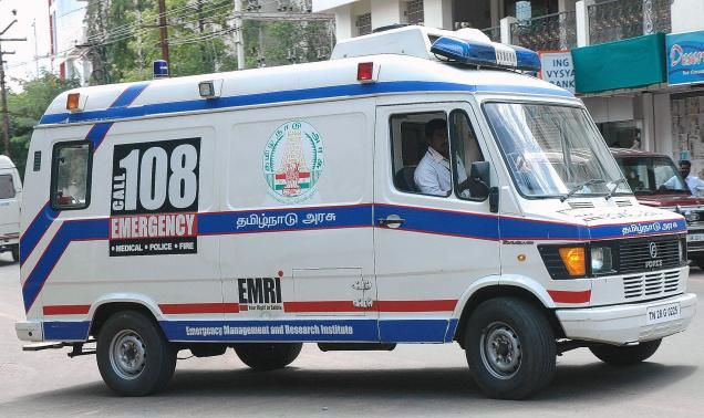 Chennai Ungal Kaiyil: Alleviating fears of ambulance service strike on the day of Diwali, the TN government told the Madras HC that appropriate action would be taken to maintain the public avail service. #latestupdates www.chennaiungalkaiyil.com  Hospitals in chennai, Dental clinic in chennai