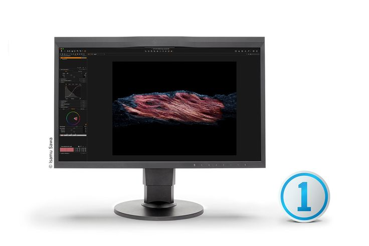 Learn how to calibrate your monitor, whether you prefer to use the one-click way with EIZO or the manual guide made by our Image Quality Professor.