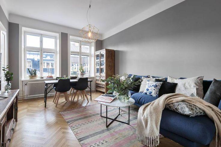 1000 ideas about sof s azules en pinterest sof de for Taller decoracion de interiores