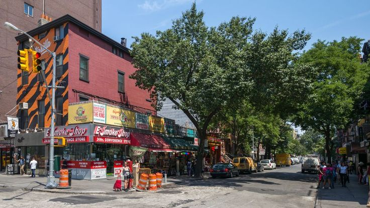 The 33 Restaurants that Define the East Village