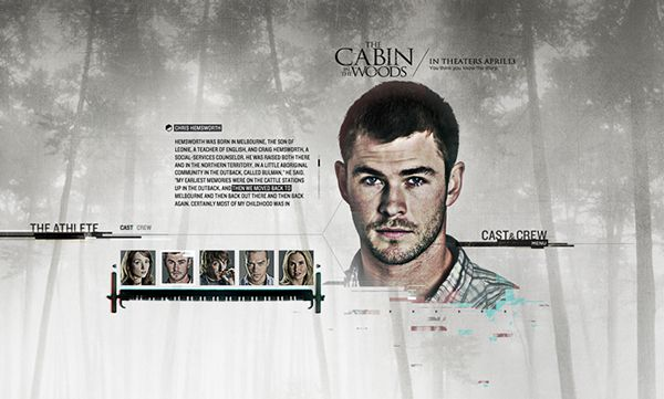Discover the Cabin in the Woods on Web Design Served