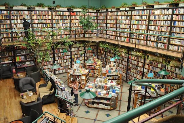 Librería El Péndulo - México DF