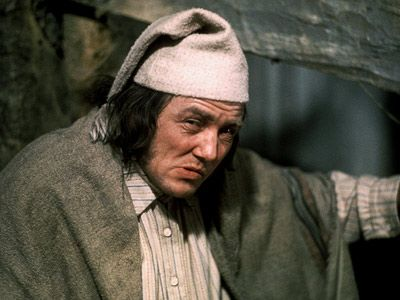 Scrooge Albert Finney