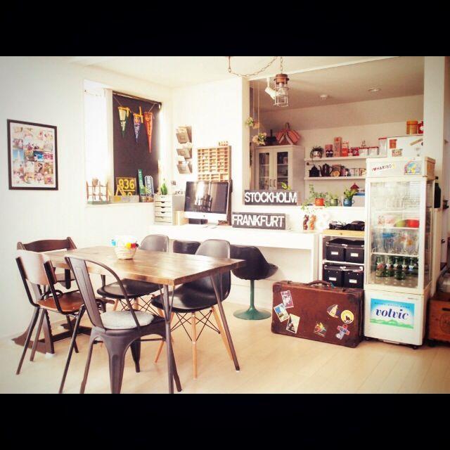 小型の業務用冷蔵庫