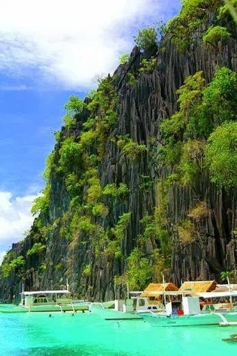 Banol beach, Phillipines