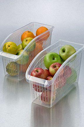 Buzdolabı Düzenleyici - Şeffaf