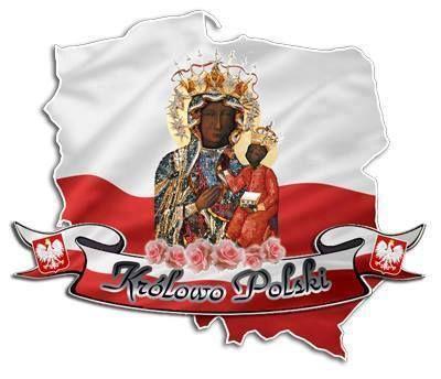 Królowo Polski módl się za nami
