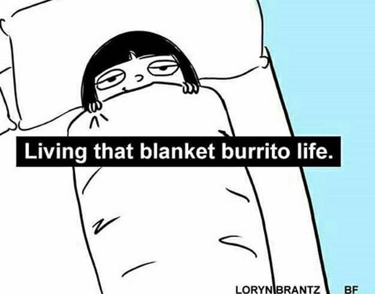 Blanket Burrito.
