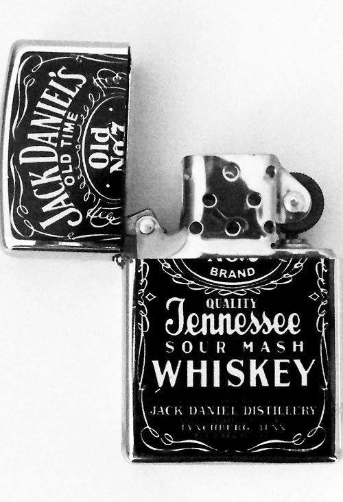 Jack Daniel's Lighter