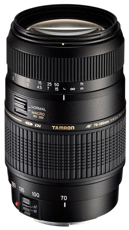Objectif Tamron 70-300mm Macro pour NIKON