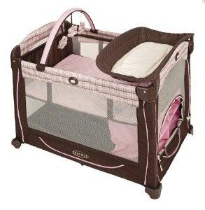 Ukuran Ranjang Bayi - Graco Pack n Play Element - Erin | Pusatnya Box Bayi Terbesar dan Terlengkap Se indonesia