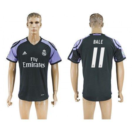 Real Madrid 16-17 Gareth #Bale 11 TRødje trøje Kort ærmer,208,58KR,shirtshopservice@gmail.com