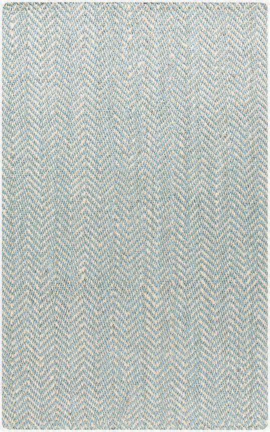 Surya Reeds REE921 Slate Blue Rug