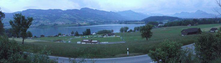 Lac de la Gruyere, Switzerland