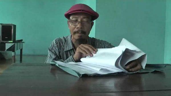 Dokumen Bagi-Bagi Proyek DPRD Beredar di Nganjuk