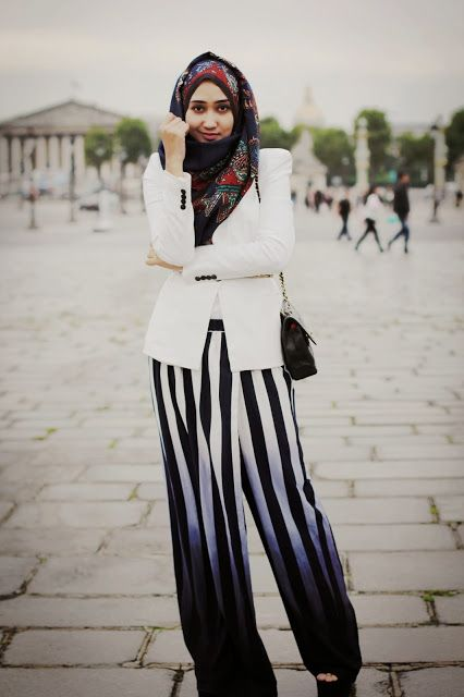 Dian Pelangi at Paris Fashion Week 2014