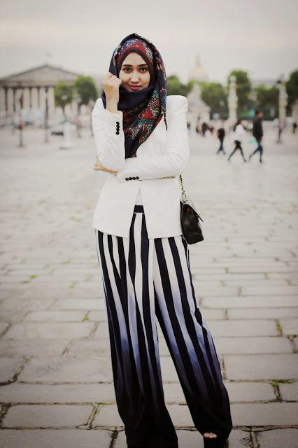 Dian Pelangi at Paris Fashion Week 2014