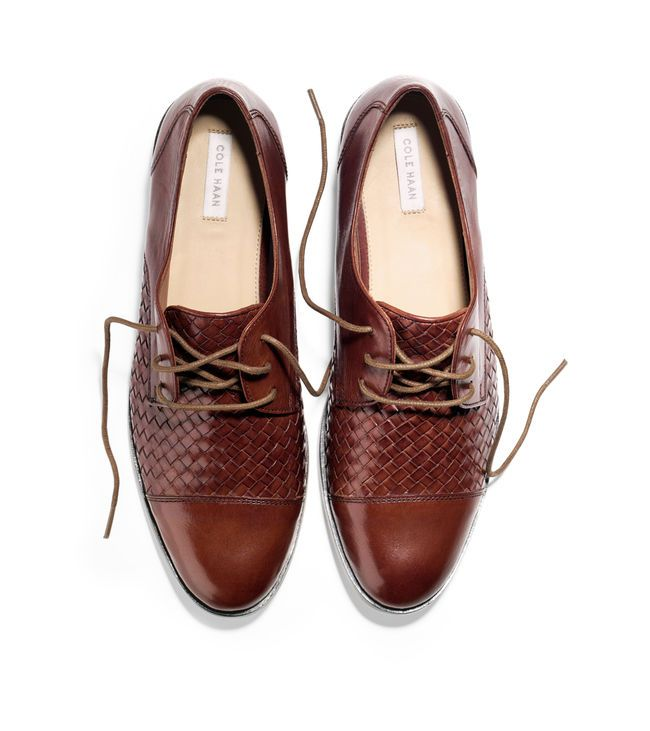 Jagger Weave Oxford · Wingtip ShoesWomen's OxfordsCole HaanWoman ...