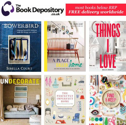 My Favourite Home Decorating Books Below RRP at Book Depository : All with Free Delivery Worldwide