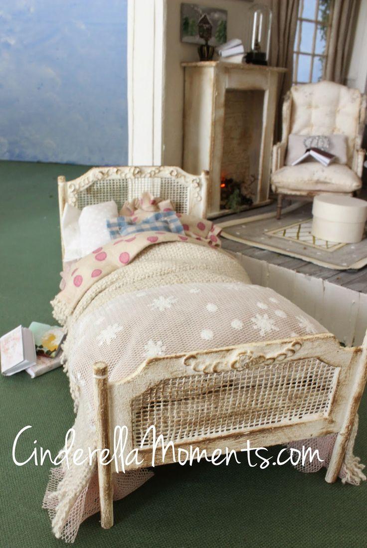 Best images about dollshouse bedroom on pinterest