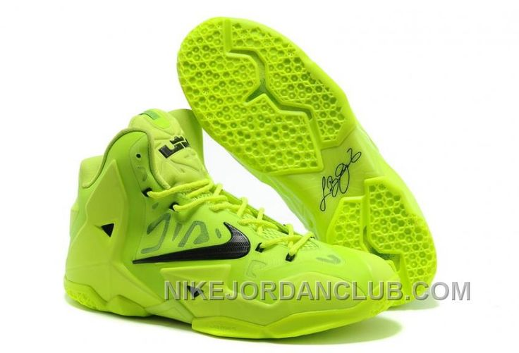 http://www.nikejordanclub.com/nike-lebron-11-volt-green-black-for-sale-cheap-to-buy-45ant.html NIKE LEBRON 11 VOLT GREEN/BLACK FOR SALE CHEAP TO BUY 45ANT Only $95.00 , Free Shipping!