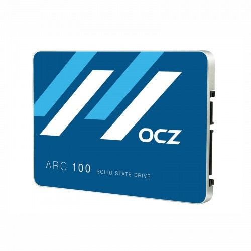 OCZ Arc 100 Series 480GB 2.5 SATAIII SSD: MLC, Read up to 490MB/s, Write up to 450MB/s, 75,000 IOPS Write, Indilinx Barefoot™3 M10, Ultra Slim 7mm