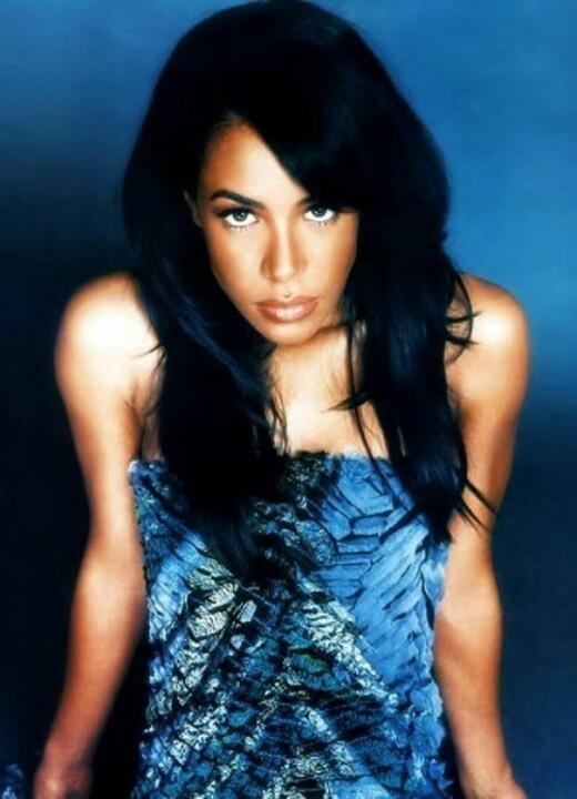 ~Aaliyah Haughton~  January 16, 1979 - August 25, 2001