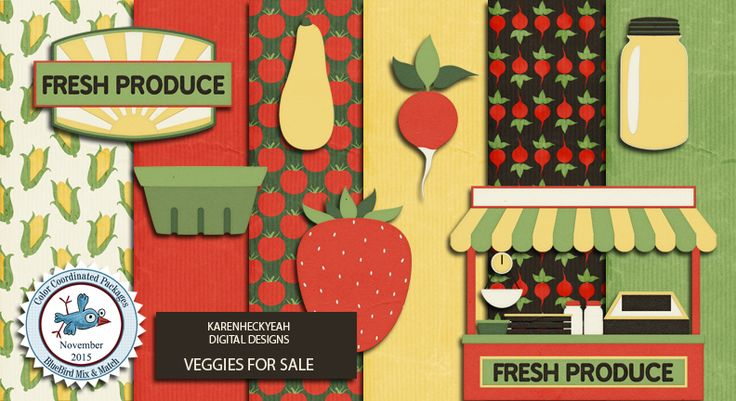 Veggies for Sale