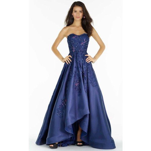 17 Best ideas about Navy Blue Prom Dresses on Pinterest | Navy ...