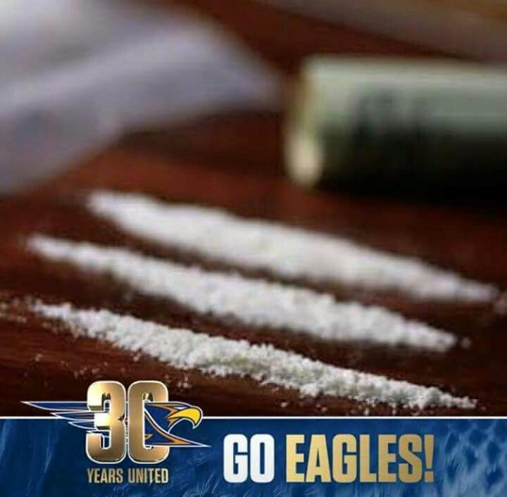 West Coast Eagles: They climb the ladder one white line at a time.