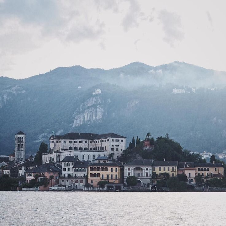 Orta San Giulio. You are what dreams are made of  what's been your most beautiful travel destination? #travchat