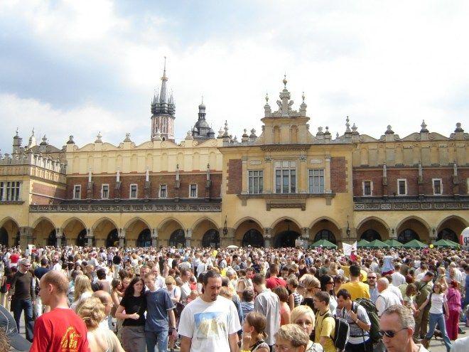 Krakow, Poland #travel #poland #festivals