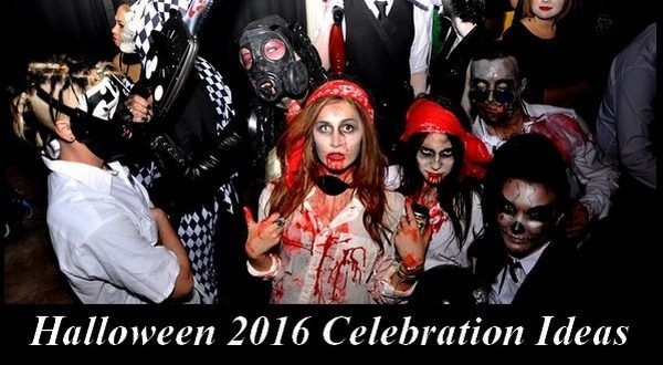 Halloween 2016 Celebration Ideas And Pictures