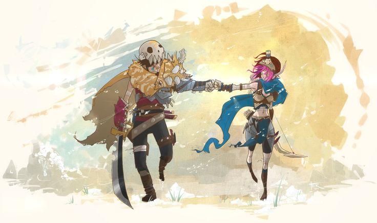 Best Adventure partner ever! by Blindconcept on DeviantArt