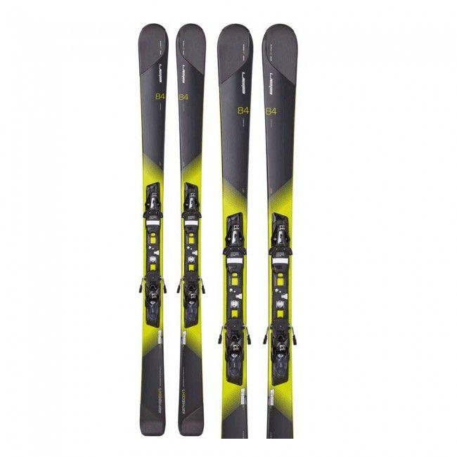 Elan Amphibio 84TI Fusion with ELX 11.0 Ski/Binding 170 - 2016