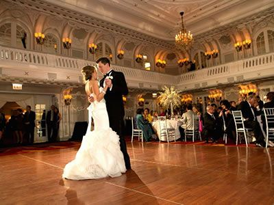 The Blackstone A Renaissance Hotel Chicago Illinois Wedding Venues 4