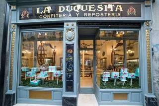 La Duquesita C/ Fernando VI, 2 (m: Alonso Martínez) Centenaria pastelería que ha pasado a manos de Oriol Balaguer. Mejor croissant artesano 2014.