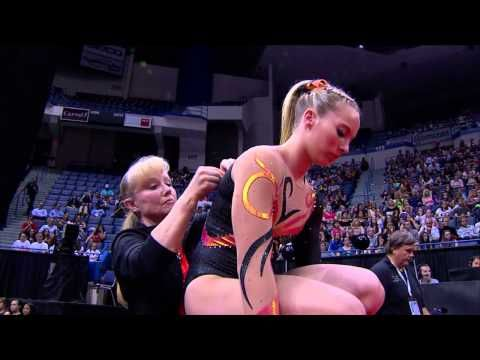 For anyone who missed it, here's the full broadcast of the 2013 P Gymnastics Championships Day 2 (Seniors).