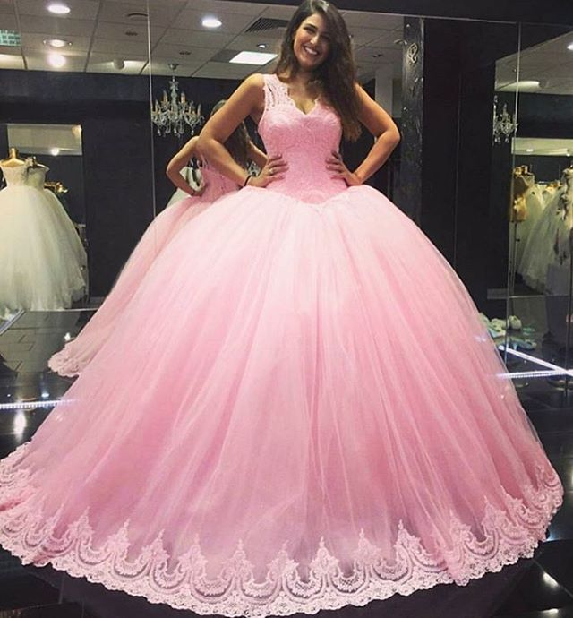 17 Best ideas about Pink Prom Dresses on Pinterest | Pretty prom ...