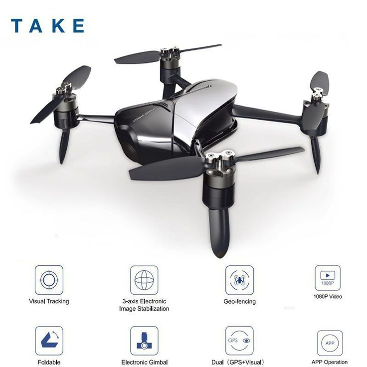 High Great TAKE Quadcopter VS DJI Spark Mini Camera Drone Drones with Camera HD FPV Quadcopter RC Helicopter //Price: $449.10//     #Gadget #DroneAccessories