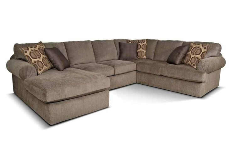 Shop for England Abbie Sectional and other Living Room Sectionals at Americana Furniture in Waterford  CT.  sc 1 st  Pinterest : england furniture sectional - Sectionals, Sofas & Couches