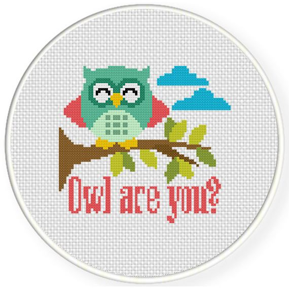 FREE for March 3rd 2015 Only -  Owl Are You