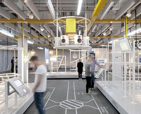 63 best images about industria on pinterest industrial for Office design exhibitions