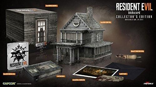 Resident Evil 7 : Biohazard Collector's Edition- Play Station 4
