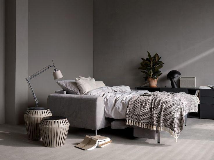 Madison - grey designer sofa bed Sydney