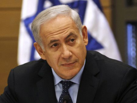"""Netanyahu: Left Busing in Muslim Voters March 17, 2015 by Daniel Greenfield 