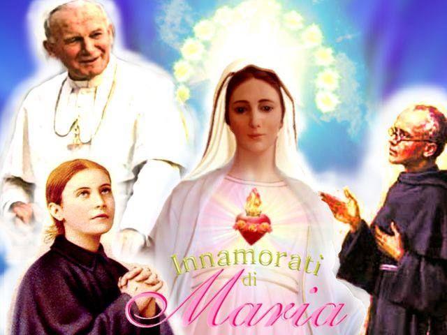 NOVENA ALLA MADONNA DI LOURDES dal 2 al 10 febbraio IdM-Buona giornata! Nostra Signora di Lourdes, Vergine tutta bella che un giorno sei apparsa a Bernardetta, nella nicchia della Grotta di Massabi...