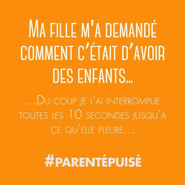 citation etre parents